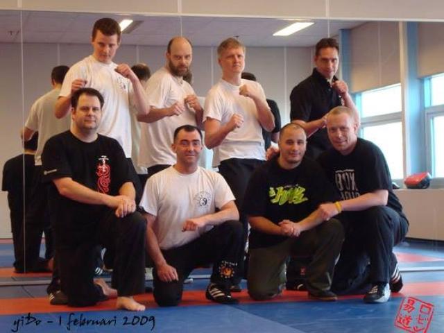 Jeet Kune Do Combat Nederland